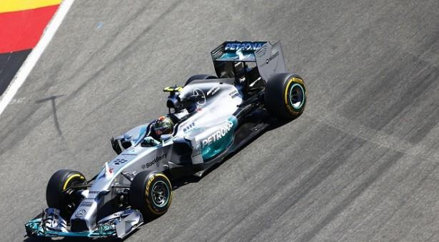 Formula 1 Gp di Germania – Arrivo
