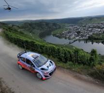 Wrc Rallye Deutschland – Arrivo