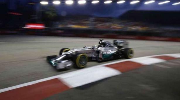 Formula 1 Gp di Singapore – Qualifiche