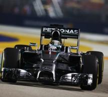 Formula 1 Gp di Singapore – Gara