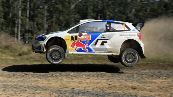 Wrc Rally Australia 2014 – Arrivo