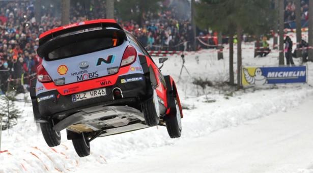 Wrc 63° Rally Sweden 2015