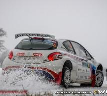 Fia ERC Rally Liepāja 2015